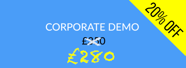 corporate voice over demos