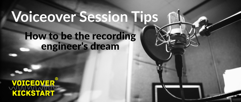 voiceover session tips